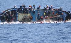 Libya'da gözaltı merkezlerinde tutulan Sudanlı sığınmacılar