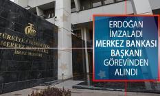 Merkez Bankası Başkanı Murat Çetinkaya Görevinden Alındı! Yerine Murat Uysal'ın Ataması Yapıldı!
