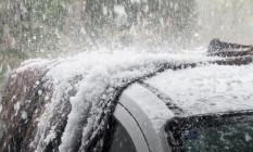 Meteorolojiden Ankara, Kırıkkale ve Çankırı illeri için son dakika dolu ve sağanak yağış uyarısı!
