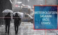 Meteoroloji'den Son Dakika Sağanak Yağış Uyarısı! Hafta Sonu Hava Nasıl Olacak?