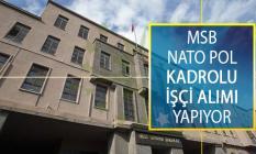 Milli Savunma Bakanlığı (MSB) Akaryakıt İkmal Ve Nato Pol Tesisleri İşletme Başkanlığı Kadrolu İşçi Alımı Yapıyor