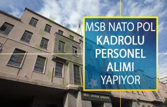 Milli Savunma Bakanlığı (MSB) Akaryakıt İkmal ve Nato Pol Tesisleri İşletme Başkanlığı Kadrolu Personel Alımı Yapacak!