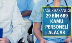 Sağlık Bakanlığı Personel Alımı 2019 : Ağustos'ta 12 Bin, Eylül ve Ekim'de 17 Bin Yeni Sağlık Personeli Alımı