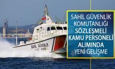 Sahil Güvenlik Komutanlığı Sözleşmeli Kamu Personeli Alımında Yeni Gelişme! Duyuru Yayımlandı!