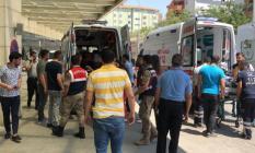 Siirt'in Pervari İlçesinde Askeri Zırhlı Aracın Geçişi Sırasında Patlama Meydana Geldi! 2 Asker Yaralandı