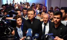 Son Dakika! Ekrem İmamoğlu'ndan Ali Babacan'ın ve Davutoğlu'nun kuracağı yeni partiye destek açıklaması