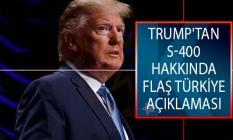 Trump'tan Türkiye Hakkında S-400 Açıklaması: 100'den Fazla F-35 Alamayacak, Türkiye Konusu Çok Karmaşık