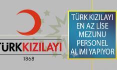 Türk Kızılayı 7 Farklı Kadroda Görevlendirmek Üzere Personel Alımı İçin Yeni İlanlar Yayımladı!