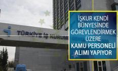 Türkiye İş Kurumu (İŞKUR) Kendi Bünyesinde Görevlendirmek Üzere Yazılım Geliştirme Danışmanı ve Yazılım Test Danışmanı Alımı Yapıyor!