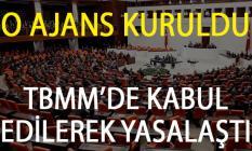 Türkiye Turizm Tanıtım ve Geliştirme Ajansı Kuruldu! Kanun Teklifi TBMM'de Kabul Edildi