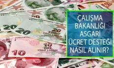 2019 Yılı Asgari Ücret Desteği Nasıl Alınır? Çalışma Bakanlığı Asgari Ücret Desteği Ödemesi Veriyor!