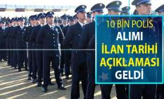 25. Dönem POMEM 10 Bin Polis Alımı Ne Zaman Yayımlanacak? Polis Akademisinden Amirlik Açıklaması Geldi (Bakan Soylu'dan Polis Alımı Tarihi Açıklaması)