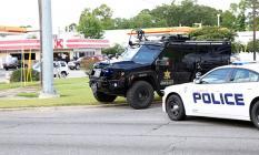 ABD'nin Louisiana Eyaletindeki Baton Rouge Kentinde Silahlı Saldırı! Yaralı Var