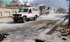 Afganistan'ın Vardak Vilayetinde Bombalı Saldırı! Ölüler Ve Yaralılar Var