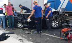 Afyonkarahisar-Konya karayolunda ölümlü trafik kazası! Ölü ve yaralılar var