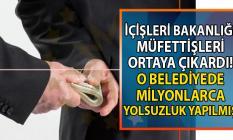 AK Partili Ceylanpınar Belediyesinde yolsuzluk iddiaları!