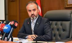 Alinur Aktaş Belediyenin Tüm Şirketlerinden İstifa Etti!