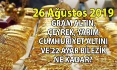 Altın fiyatları yükseliyor! Çeyrek ve gram altın ne kadar oldu?
