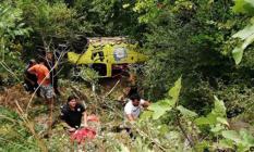 Antalya'nın Alanya İlçesinde Safari Cipi Devrildi! 1 Kişi Öldü, 11 Kişi Yaralandı