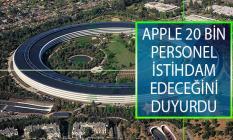 Apple 20 Bin Personel Alımı Yapacağını Duyurdu! Apple İş İlanları