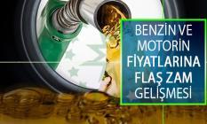 Benzin ve Motorin Fiyatlarına Zam Yapılacak! Benzin Fiyatları Ne Kadar? Motorin Fiyatları Ne Kadar?