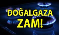 BOTAŞ doğalgaz fiyatlarına yüzde 14,9 zam yaptı