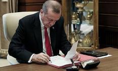 Cumhurbaşkanı Erdoğan'dan İzmir Atamaları! İzmir'i İlgilendiren Atamalar Yapıldı