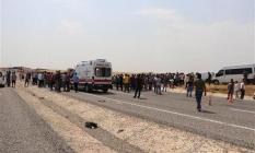 Diyarbakır Bingöl Yolunca Feci Kaza: Can Pazarı Yaşandı