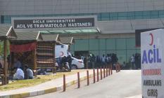Diyarbakır'ın Dicle İlçesinde Zırhlı Polis Aracı Devrildi! 1 Polis Şehit Oldu! 5 Polis Yaralı