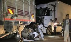 Ereğli-Konya kara yolunda feci trafik kazası! 3 ölü 2 yaralı