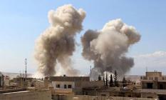 Esad Rejimi'nden İdlib'e Ağır Bombardıman! En Az 10 Kişi Hayatını Kaybetti!