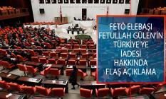 FETÖ Elebaşı Fetullah Gülen Türkiye'ye İade Edilecek Mi? AK Parti, CHP, MHP Ve İYİ Parti'den ABD'ye Ortak Çağrı