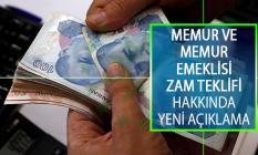 Hükümetin Memur ve Memur Emeklisine Zam Teklifi Hakkında Türkiye Kamu-Sen Üyelerinden Protesto!
