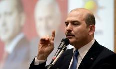 İçişleri Bakanı Süleyman Soylu'dan Kayyum Atamaları Hakkında Açıklama