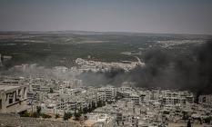 İdlib Gerginliği Azaltma Bölgesine Rus Hava Saldırısı! 13 Sivil Hayatını Kaybetti, 20 Sivil Yaralandı!