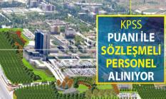 İnönü Üniversitesi 19 Ağustos - 2 Eylül Arasında KPSS Puan Sıralaması İle 41 Sözleşmeli Kamu Personeli Alımı Yapıyor