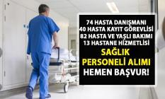 İŞKUR 22 Ağustos yeni iş ilanları! İŞKUR hastane personeli alım ilanları iş başvurusu!