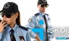 İŞKUR yüksek maaşlı en az ilköğretim ve lise mezunu 922 güvenlik görevlisi alımı başvuruları başladı