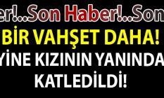 İstanbul Arnavutköy'de bir kadın cinayeti daha! 6 yaşındaki kızının yanında başından vurularak öldürüldü!
