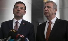 İstanbul Büyükşehir Belediyesine ve Ankara Büyükşehir Belediyesine Kayyum Atanacak Mı? Cumhurbaşkanlığı Sözcüsü İbrahim Kalın'dan Flaş Açıklama!