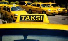 İstanbul'da taksi ücretlerine yeni zam yapıldı!