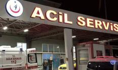 İzmir-İstanbul Otoyolunun Manisa'nın Soma İlçesinde Trafik Kazası! 2 Ölü, 2 Yaralı!