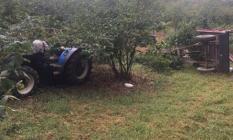 Kocaeli'nin Kandıra İlçesinde Fındık İşçilerini Taşıyan Traktör Ve Römorku Devrildi! Ölü Ve Yaralılar Var