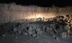 Konya Ereğli'de suriyeli çocuklar kayan toprağın altında kaldılar! Son dakika haberleri...