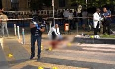 Malatya'da koca dehşeti! Karısını parkın içinde silahla vurdu