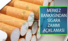 Merkez Bankasından Sigara Zammı Açıklaması! En Ucuz, En Pahalı Güncel Sigara Fiyatları Ne Kadar?