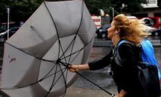 Meteoroloji'den Bazı Bölgeler İçin Şiddetli Rüzgar Uyarısı Yapıldı