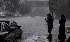 Meteoroloji'den Birçok İl İçin Şiddetli Yağış Uyarısı ! Metre Kareye 75 Kg Yağış Düşecek