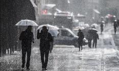 Meteoroloji'den İstanbul İçin Flaş Uyarı ! Akşama Kadar Devam Edecek
