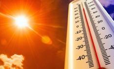 Meteoroloji'den Uyarı: Sıcaklıklar Mevsim Normallerinin 6 İle 10 Derece Üzerine Çıkacak!